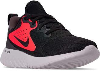 cb5cf822ec8 at Finish Line · Nike Boys  Little Kids  Legend React Running Shoes