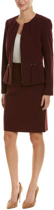 Tahari by Arthur S. Levine Tahari Asl 2Pc Skirt Suit