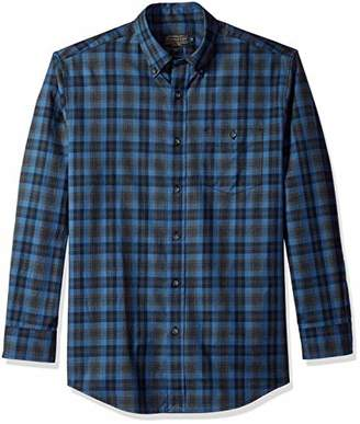 Pendleton Men's Long Sleeve Button Front Belmont Shirt