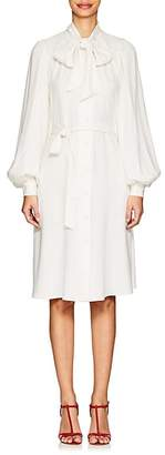 Co Women's Cady Belted Tieneck Shirtdress