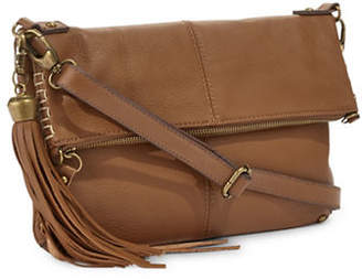 Lucky Brand Del Rey Leather Foldover Bag