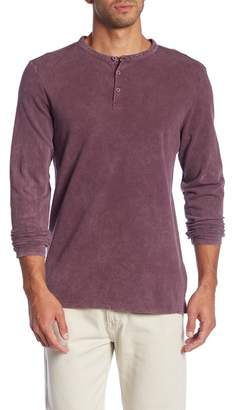 Robert Barakett Brighton Long Sleeve Henley