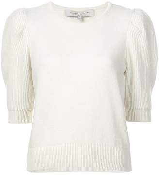 Carolina Herrera short sleeve knit