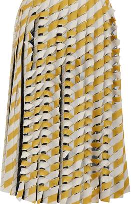 Maison Margiela Graphic skirt