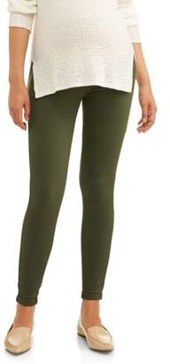 71864bd6dc3e7a Oh! Mamma Maternity Full Panel Skinny Boyfriend Pant w/ 5 Pockets --  Available