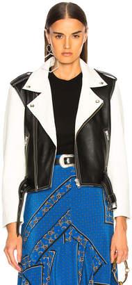 Ganni Heavy Leather Jacket