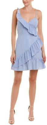 Parker One-Shoulder Shift Dress