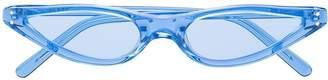 Cat Eye George Keburia small sunglasses