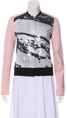 Diane von Furstenberg Anniemae Sequined Jacket
