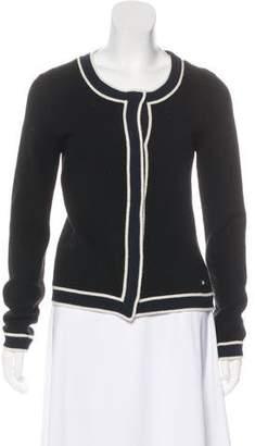 Chanel Casmere Knit Cardigan