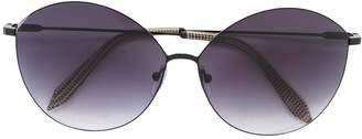 Victoria Beckham gradient sunglasses