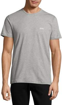 BOSS Regular Fit Crew Neck T-Shirt