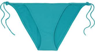 Eres Les Essentiels Malou Bikini Briefs - Turquoise