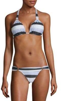 Vix Paula Hermanny Sea Glass Bia Bikini Top