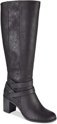 Easy Street Shoes Fawn Tall Boots Women's Shoes