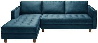 Bluebellgray Innis Sectional Condo Sofa with Chaise