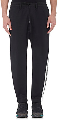 Y-3 Men's Crop Track Pants $455 thestylecure.com