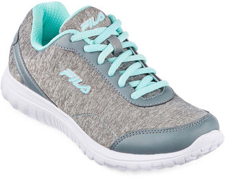Fila Lite Spring Heather Womens Athletic Shoes $65 thestylecure.com