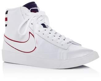 883b9ba1bdad Nike Women s Blazer High-Top Sneakers