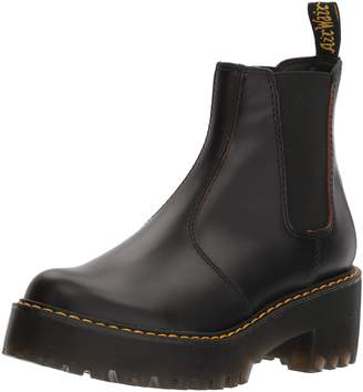 Dr. Martens Women's Rometty Smooth Leather Fashion Boot