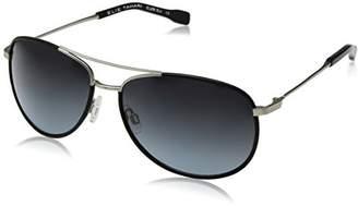 Elie Tahari Women's EL236 SLV Aviator Sunglasses