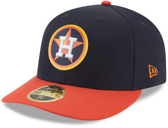 New Era Houston Astros Low Profile Batting Practice Pro Lite 59FIFTY Fitted Cap