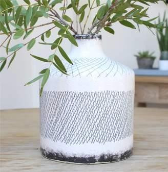 Marquis & Dawe Ceramic Tuscan Vase