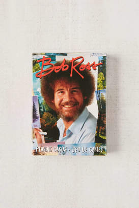Bob Ross Playing Cards