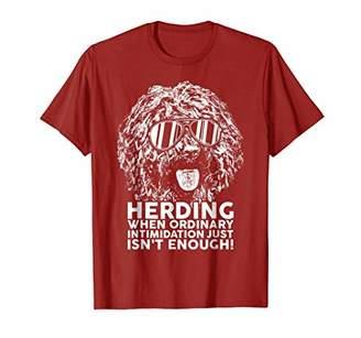 Breed Puli Funny Herding T Shirt