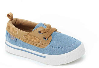 Osh Kosh Allbie Toddler Boat Shoe - Boy's