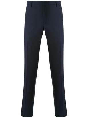 Aiezen front crease trousers