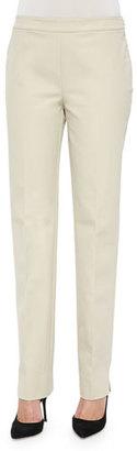 Lafayette 148 New York Bleecker Jodhpur Cloth Pants $298 thestylecure.com