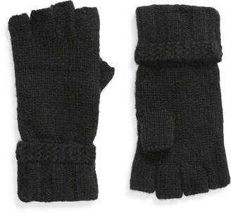 UGG Fingerless Knit Gloves