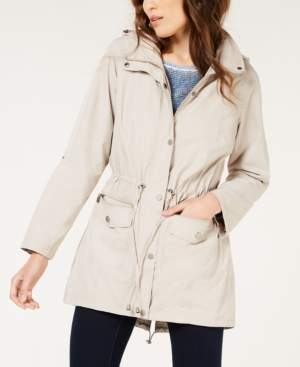 Style&Co. Style & Co Hooded Anorak Jacket, Created for Macy's