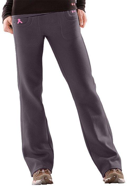 Under Armour Women's Pip Mikado Fleece Pants