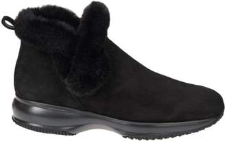 Hogan Slip-on Ankle Boots