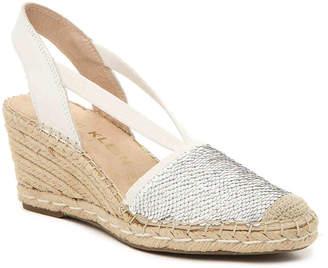 Anne Klein Abbey Espadrille Wedge Sandal - Women's