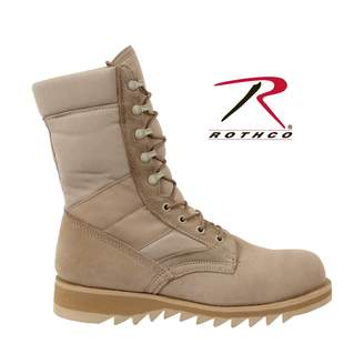 Rothco G.I. Type Ripple Sole Jungle Boots - 8 Regular