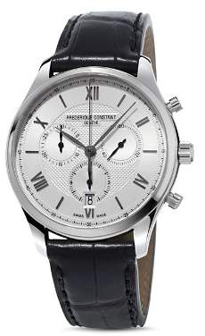 Frederique Constant Classics Chrono Quartz Watch, 40mm