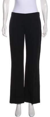 Alaia High-Rise Wide-Leg Pants