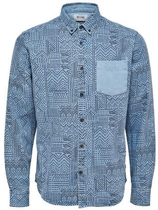 ONLY & SONS Printed Sport Shirt