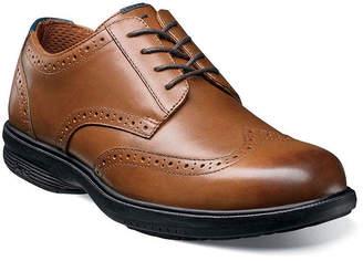 Nunn Bush Maclin St Men's Wingtip Dress Oxford Shoes