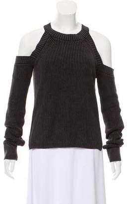 Rag & Bone Cold-Shoulder Sweater