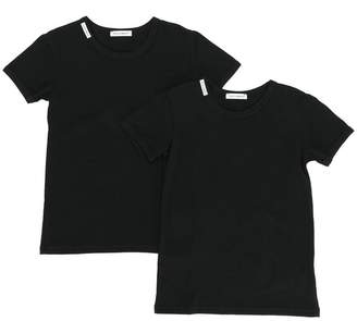 Dolce & Gabbana branded T-shirt two-piece set