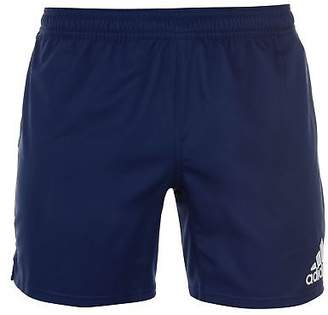 adidas Mens 3S Training Shorts Rugby Pants Trousers Bottoms Lightweight Mesh