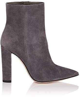 Gianvito Rossi Women's Piper Suede Ankle Boots
