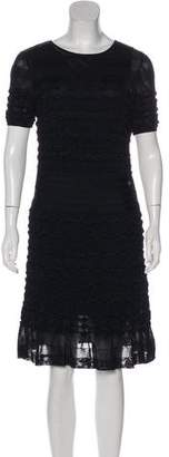 Chanel 2017 Knit Dress w/ Tags