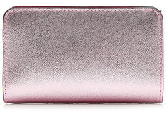 Marc Jacobs Marc Jacobs Standard Continental Leather Wallet