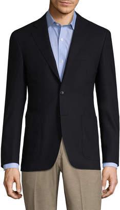 Canali Woven Silk Jacket