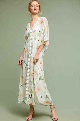 Farm Rio Dahlia Maxi Dress $228 thestylecure.com